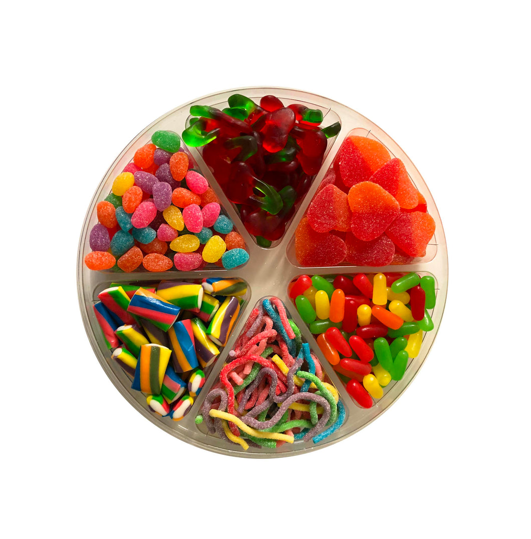 Candy Sectional Box (6 Section)