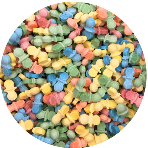 Pacifier Candies- Multicolored