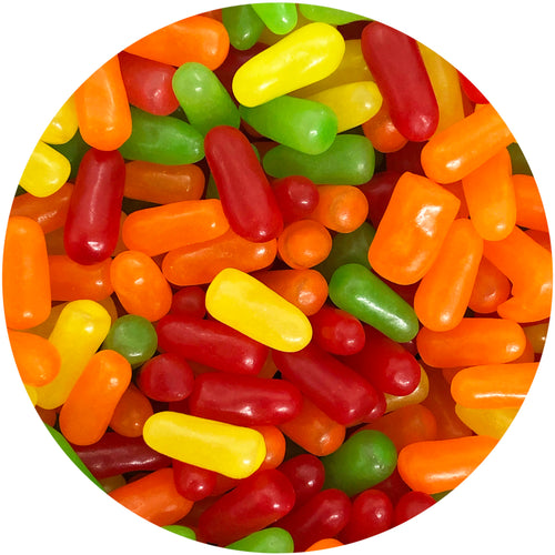 Mike and Ike Fruit Jelly Stix