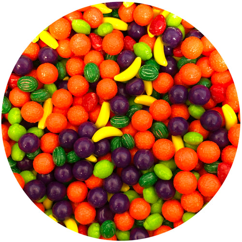 Pressed Candy Fruits