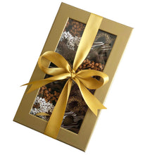 Load image into Gallery viewer, Classic Pretzel Gift Box, Gold