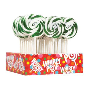 Green Whirly Pop Lollipop, 1.5 oz