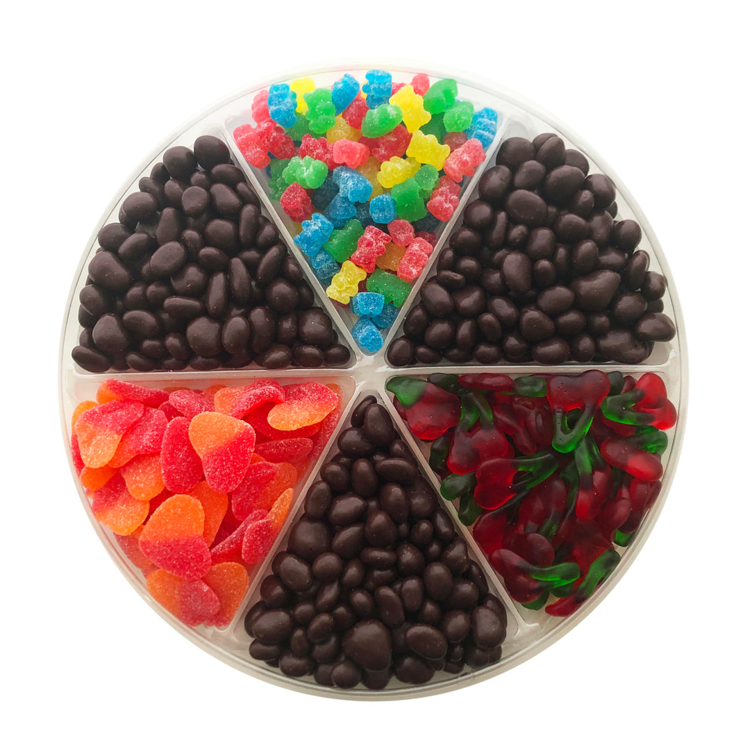 Chocolate and Candy Platter, Large