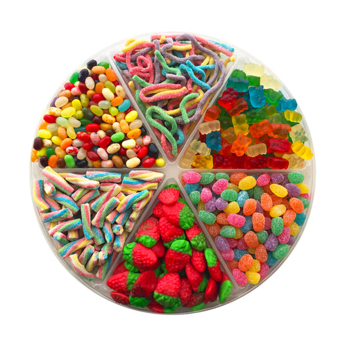 Large Candy Platter