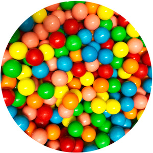 Colourful Mini Gumballs