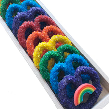 Load image into Gallery viewer, Rainbow Pretzels