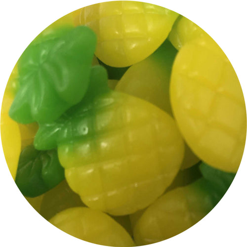 Pineapple Gummies