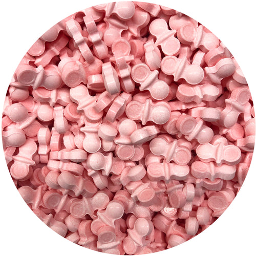 Pink Pacifier Candies