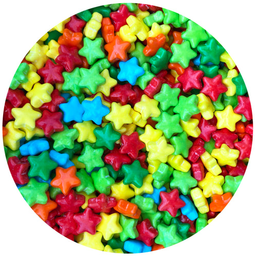 Pressed Candy Stars