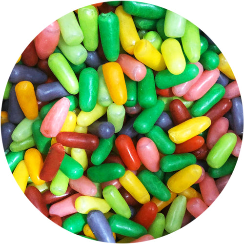 Mike and Ike Sour Jelly Stix