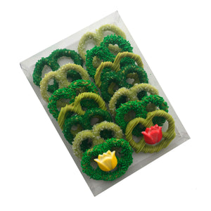 Pretzel Box with Tulip, Assorted Sizes