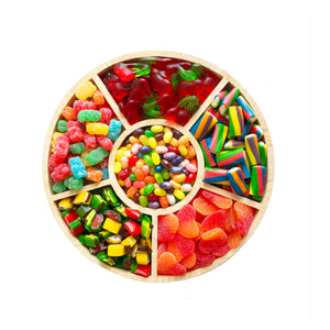 NEW Wooden Candy Tray, Medium