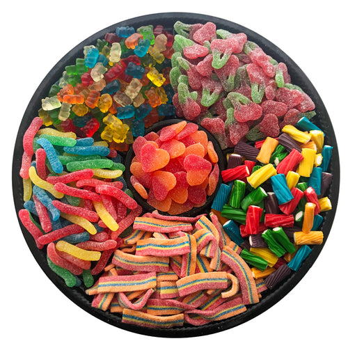 Extra Large Candy Platter