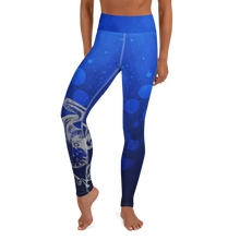 Load image into Gallery viewer, Octopus Scuba Diving Leggings for Women by Scuba Sisters