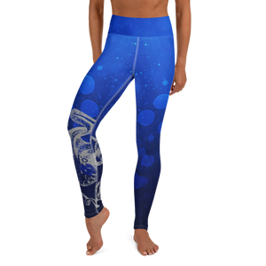 Octopus Scuba Diving Leggings for Women by Scuba Sisters