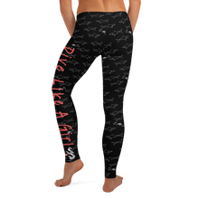 Load image into Gallery viewer, Dive Like a Girl Leggings - Scuba Sisters Diving Apparel