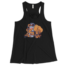 Load image into Gallery viewer, Octogen - I'm a Sucker for Scuba Flowy Racerback Tank - Scuba Sisters Diving Apparel
