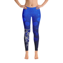 Load image into Gallery viewer, Octopus Hug Leggings - Scuba Sisters Diving Apparel