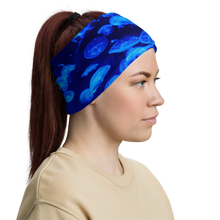 Load image into Gallery viewer, Jellyfish Neck Gaiter and Face Cover by Scuba Sisters