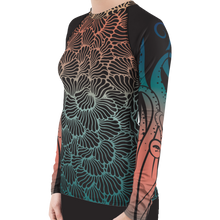 Load image into Gallery viewer, Women's Octopus Rash Guard by Scuba Sisters