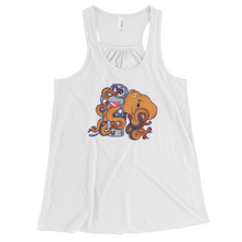 Load image into Gallery viewer, Octopus beach wear for ladies white