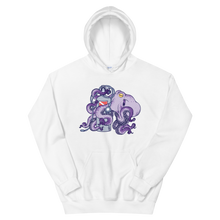 Load image into Gallery viewer, Women's Octopus Scuba Diving Hoodie by Scuba Sisters