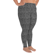 Load image into Gallery viewer, Elysia Plus Size Leggings - Scuba Sisters Diving Apparel