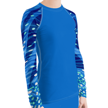 Load image into Gallery viewer, Pop Style Whale Shark Rash Guard by Scuba Sisters