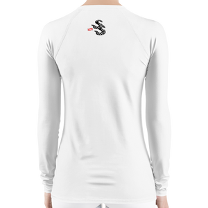 Dive Flag Rash Guard for Women by Scuba Sisters