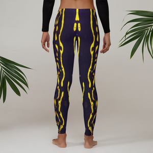 Regal Sea Goddess Leggings - Scuba Sisters Diving Apparel