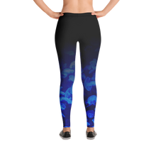Load image into Gallery viewer, Jellyfish Bloom Leggings - Scuba Sisters Diving Apparel