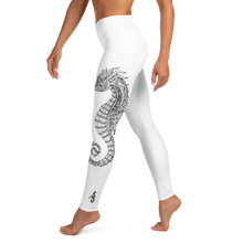 Load image into Gallery viewer, Seahorse Leggings - High Waist