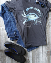 Load image into Gallery viewer, Shadow Crab Tee and Jeans Outfit