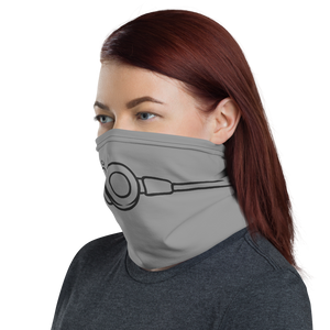 Scuba Regulator Face Cover Neck Gaiter by Scuba Sisters
