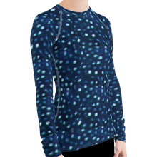 Load image into Gallery viewer, Whale Shark Rash Guard for Women by Scuba Sisters