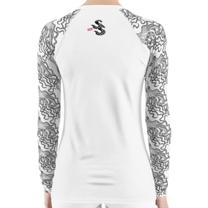 Octopus Rash Guard for Women by Scuba Sisters