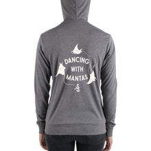 Load image into Gallery viewer, Women's Scuba Diving Zip Hoodie by Scuba Sisters