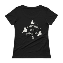 Load image into Gallery viewer, Manta Ray T-Shirt by Scuba Sisters