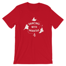 Load image into Gallery viewer, Dancing With Mantas Tee - Unisex