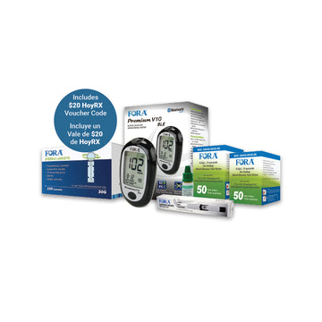 HoyLIFE Diabetes Management Starter Kit - HoyLIFE