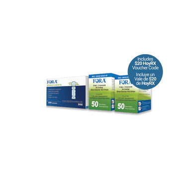 HoyLIFE Diabetes Management Refill Kit - HOY HEALTH