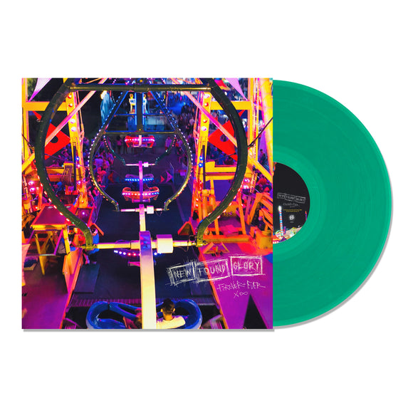 Forever And Ever X Infinity Transparent Green Variant
