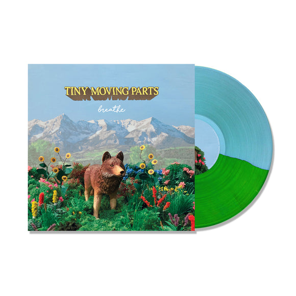 Breathe Sky Blue / Garden Green Split
