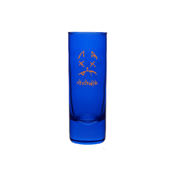 Deathwish Blue Shot Glass