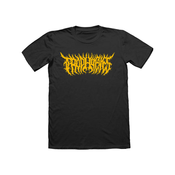 Metal Logo Black