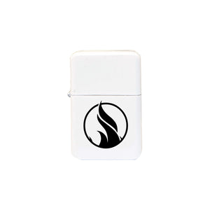Logo White Lighter