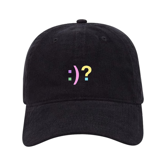 :)? Corduroy Dad Hat
