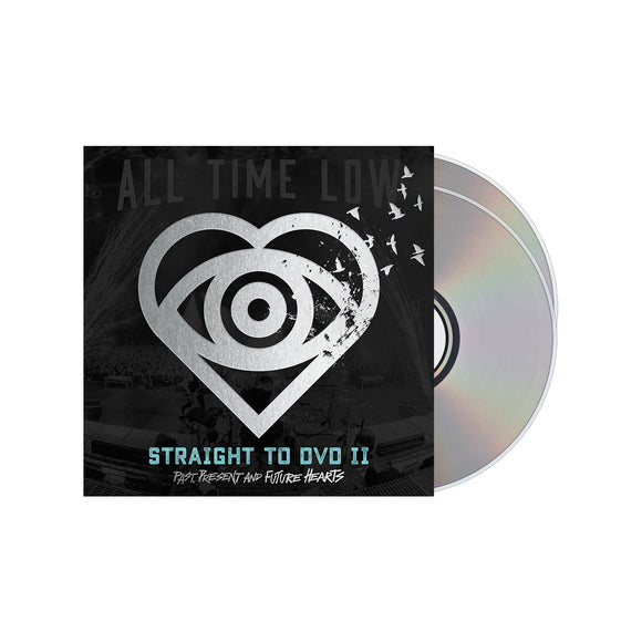Straight To DVD II: Past, Present And Future Hearts  Standard /DVD