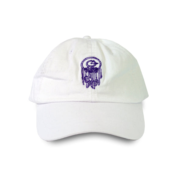 Dream Catcher White Dad Hat