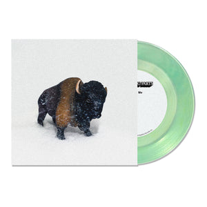 You Lost Me / Guardians Coke Bottle Green Vinyl 7""